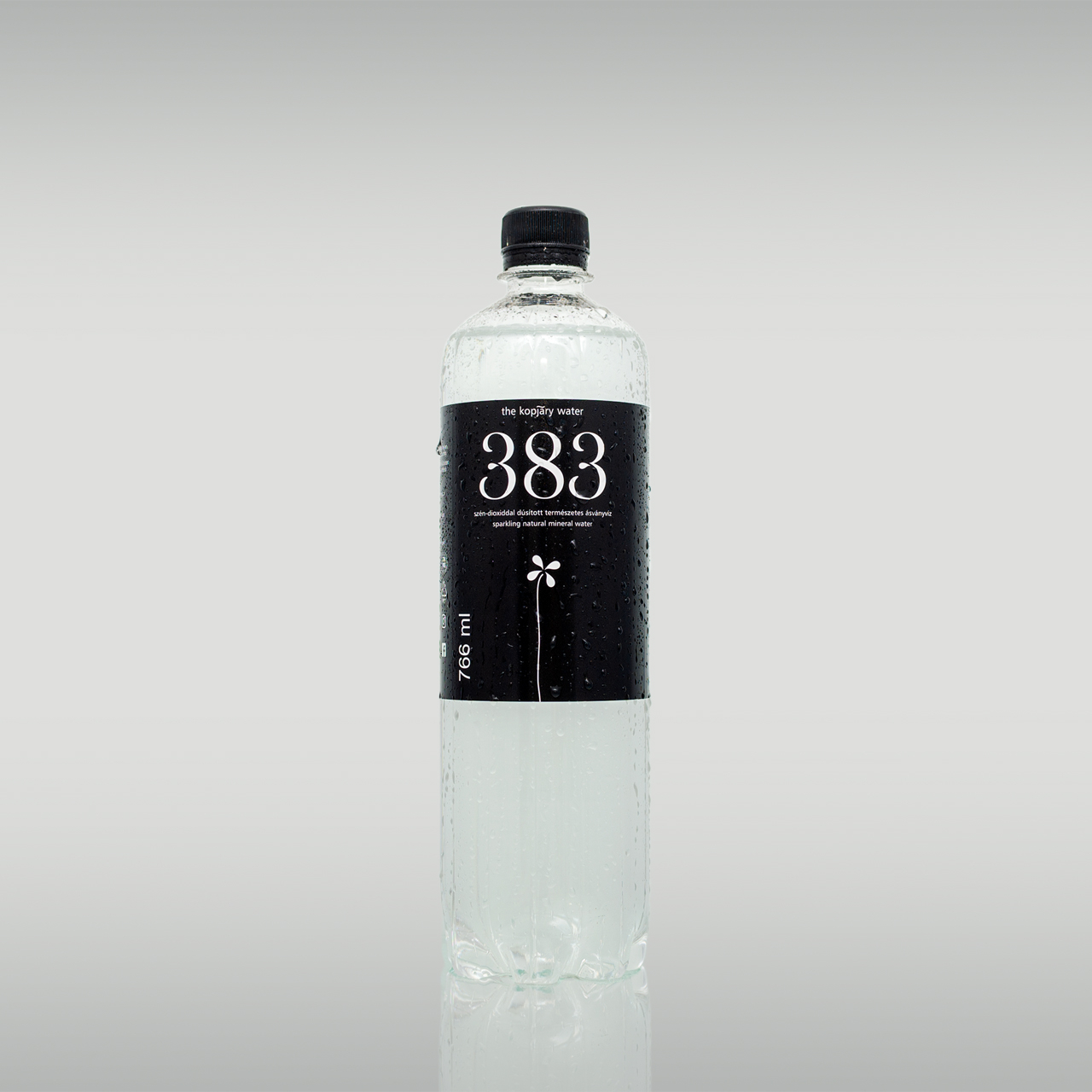 383 THE KOPJARY WATER szénsavas 766 ml